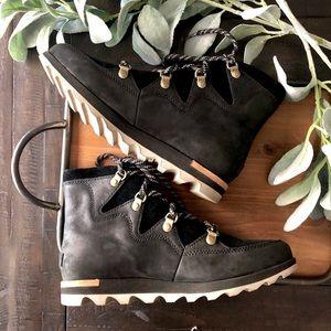 Sorel Sneakchic Alpine Black Boots